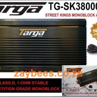 Targa TG-SK38000.1D Monoblock Amplifier – Zaybees